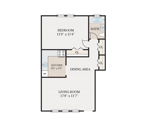 650 sq ft floor plan 2 bedroom treetop apartments for rent in bloomingdale nj
