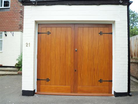 Wooden Garage Doors Woodwork Designs For In Apartment Wooden Garage Doors Cost