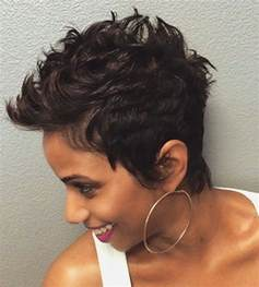 american hairstyles for thin sides 50 most captivating african american short hairstyles and
