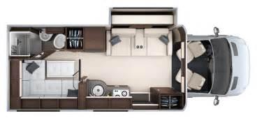 unity floorplans leisure travel vans fx design inc floor plans space planning