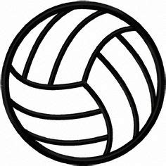 printable volleyball pattern clipart volleyball volleyball clip art vector clip art