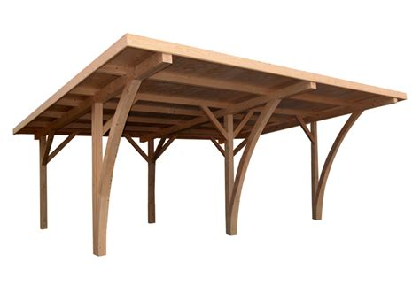 cocheras de madera prefabricadas cochera madera 6 x 5 04 m grancey ref 15554364 leroy merlin