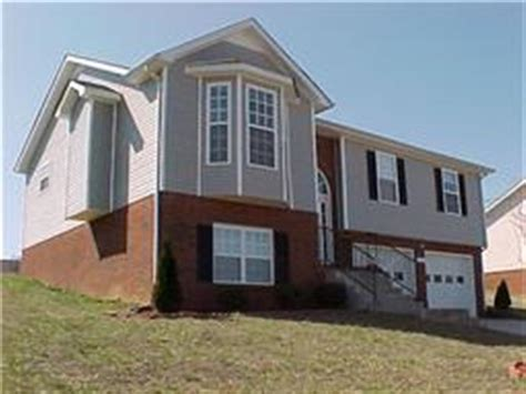 Apartment With Garage Clarksville Tn Sfh Split Foyer 2 Car Garage Apartment In Clarksville Tn