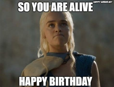 Game Of Thrones Happy Birthday Meme - game of thrones birthday meme wishes happy wishes