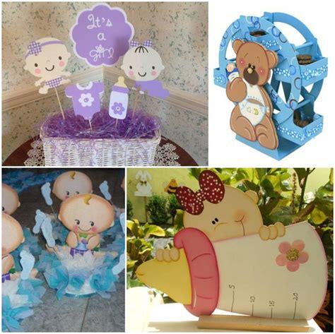 Centros De Mesa Para Baby Shower by Decoraci 243 N Para Baby Shower En Foami Goma Adornos Y M 193 S