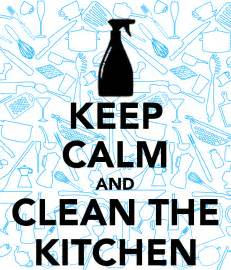 keep kitchen clean keep the kitchen clean quotes quotesgram