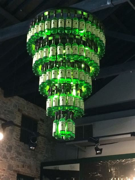 Whiskey Bottle Chandelier Best 25 Bottle Chandelier Ideas Only On Pinterest Wine Bottle Chandelier Bottle Lights And