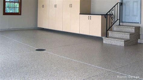 Garage Floor Paint Benefits 5 Benefits Of Garage Floor Coatings Boston Design Guide