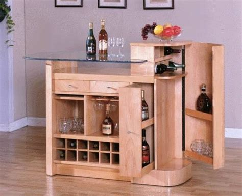 angolo bar in casa mobili