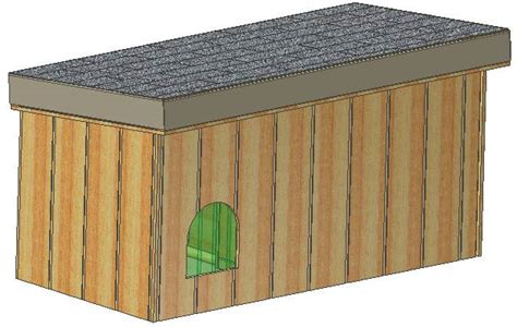 hinged roof dog house dog house plans hinged roof dog breeds picture