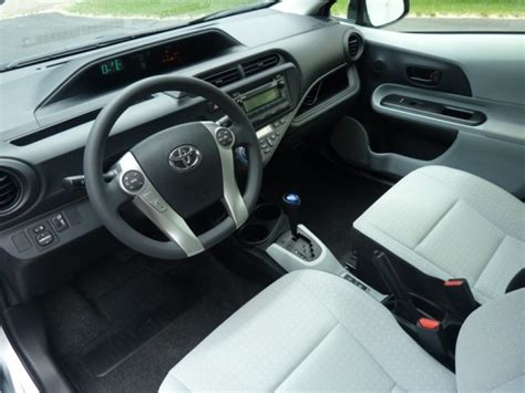 Prius C Interior by Toyota Prius C Should Allowances Be Made For Cars With