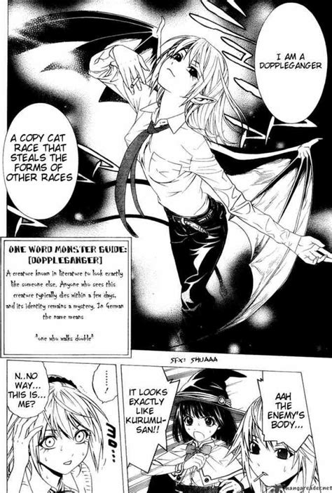 Read Rosario Vampire II Chapter 6 - MangaFreak