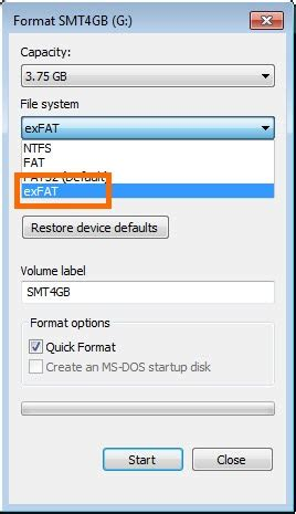 format exfat windows 8 ฟอร แมตฮาร ดด สก แบบไหน ใช ได ท ง mac และ windows