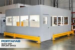 portafab modular offices inplant modular buildings