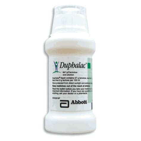 Constipation With Liquid Stool by Duphalac Liquid 300ml Polonia Pharmacy