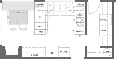 Drawing Kitchen Plans To Scale by Excel Math Drawing To Scale Part 1