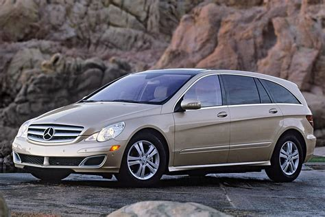 2006 mercedes r class reviews specs and prices