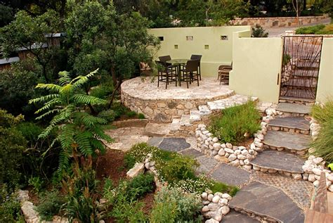 Swimming Pool Landscaping Ideas Landscape Patio Design