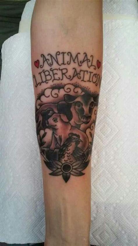 tattoo animal liberation animal liberation front tattoo www imgkid com the