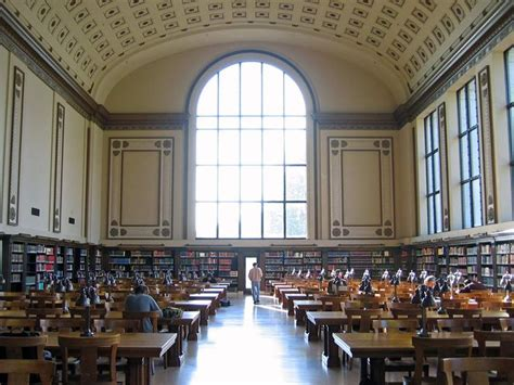 Room Berkeley by Doe Library Reading Room Uc Berkeley Where I Ve Been