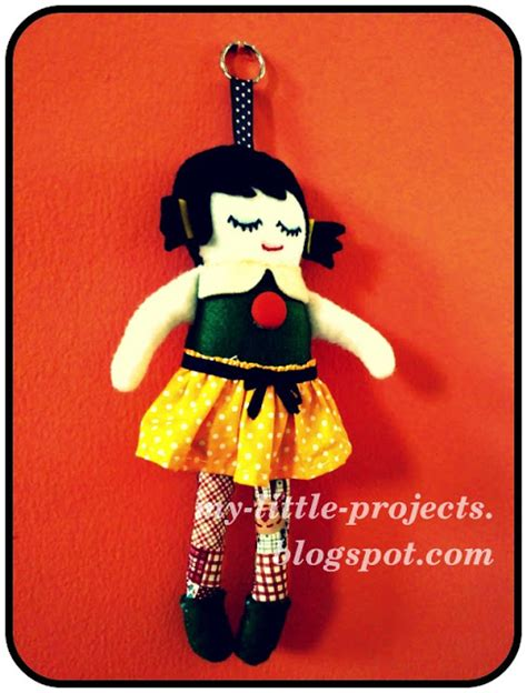 black doll project my projects black apple doll key chain