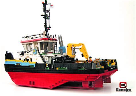 lego boat full size brickshelf gallery smit bison 2 jpg