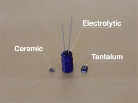 tantalum capacitor overvoltage why you should de rate capacitors news sparkfun electronics