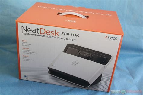 review of neatdesk for mac technogog
