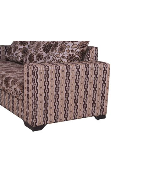printed sofa sets buy online wooden fully covered printed sofa set for