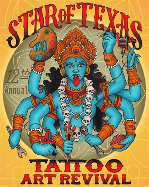 Tattoo Convention In Texas | star of texas tattoo art revival january 2015