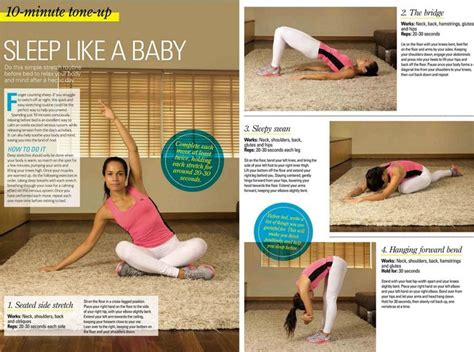 before bed stretches 25 b 228 sta bedtime stretches id 233 erna p 229 pinterest yoga