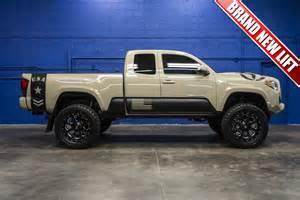 Custom Toyota Tacoma For Sale Tacoma Custom 4x4 Trucks Autos Post