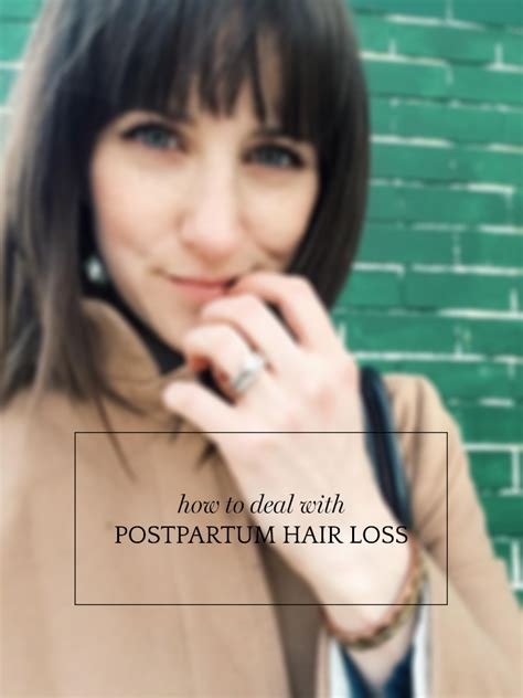 Normal Amount Of Hair Loss In Shower by Dealing With Postpartum Hair Loss Again A