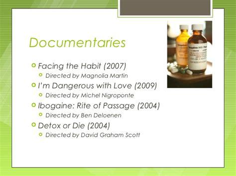 Detox Or Die 2004 by Ibogaine
