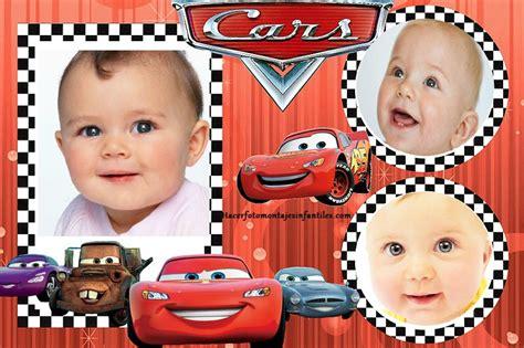 imagenes varias gratis para descargar fotomontaje de cars para tres fotos fotomontajes infantiles