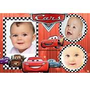 Fotomontajes De Cars  Infantiles