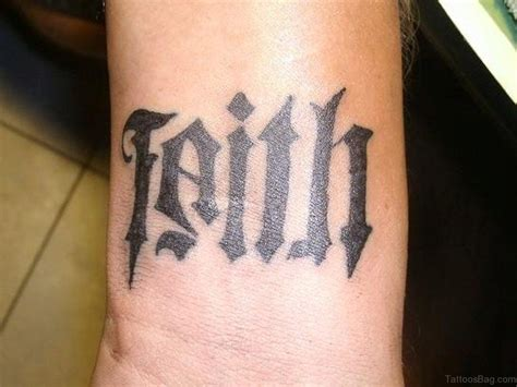 tattoo ambigram 70 wonderful ambigram tattoos for wrist