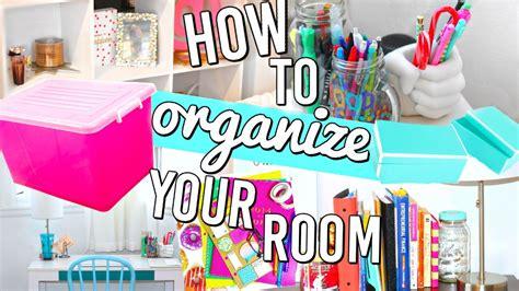 organize  room organization hacks diy   youtube