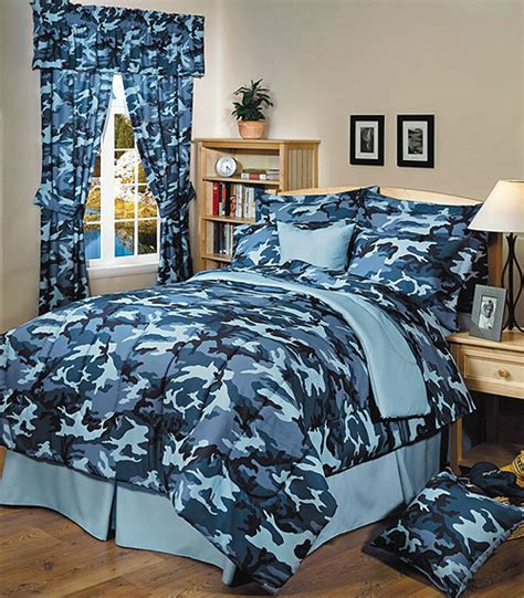 camouflage bedrooms kids blue camouflage bedroom picture