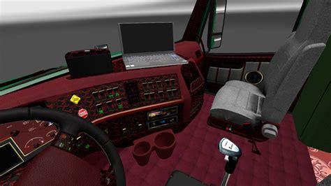 Volvo Vnl 780 Interior Cabin by Volvo Vnl780 Truck Interior V3 1 Truck Simulator 2