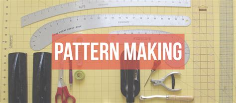 Pattern Making Resources | sewing and pattern making resources