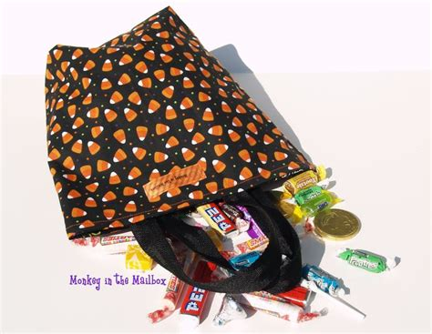 Wyldes Bag Of Tricks Treat Purse by Trick Or Treat Bag My Creations Monkey In