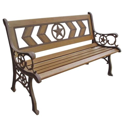 wood and metal benches for garden 2 seat outdoor metal and wood garden park bench
