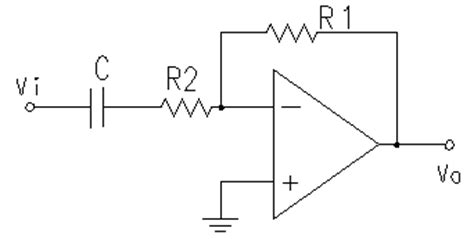 high pass filter using op introduction to filters