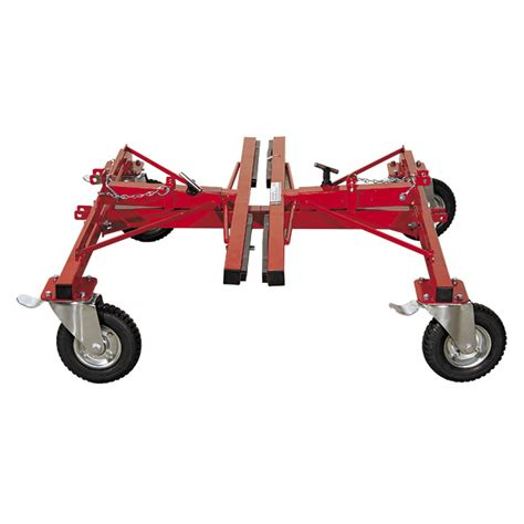 truck bed dolly adjustable truck bed dolly innovative tools