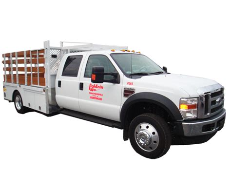 stake bed truck rental f550 studio body stakebeds lightnin production rentals