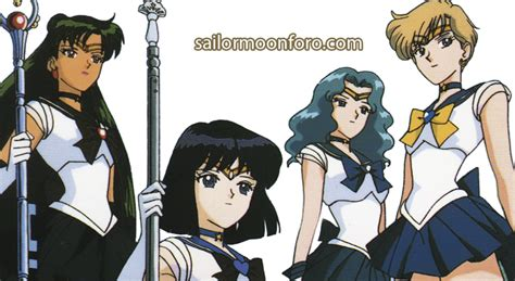 Serena Outer sailor outer scouts render by the new on deviantart