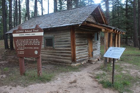 The Generals Cabin by Two Schillingsworth July 2014