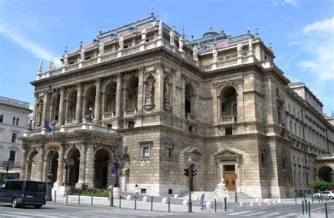buy a house in budapest the opera house in budapest the travel masters