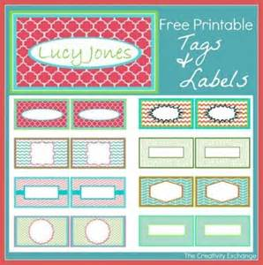 Funky Kitchen Canisters 10 free printable labels for organizing living well mom